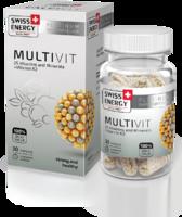 Витамины в капсулах Swiss Energy Multivit № 30